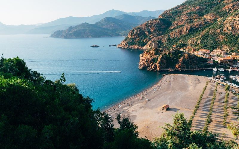 Météo marine Corse