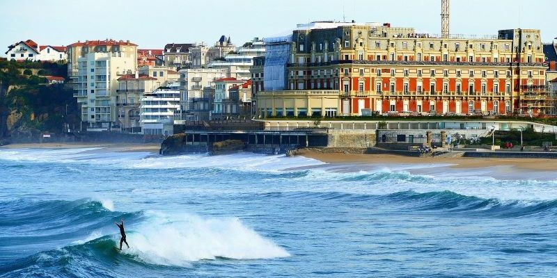 Météo marine Pyrénées-Atlantiques