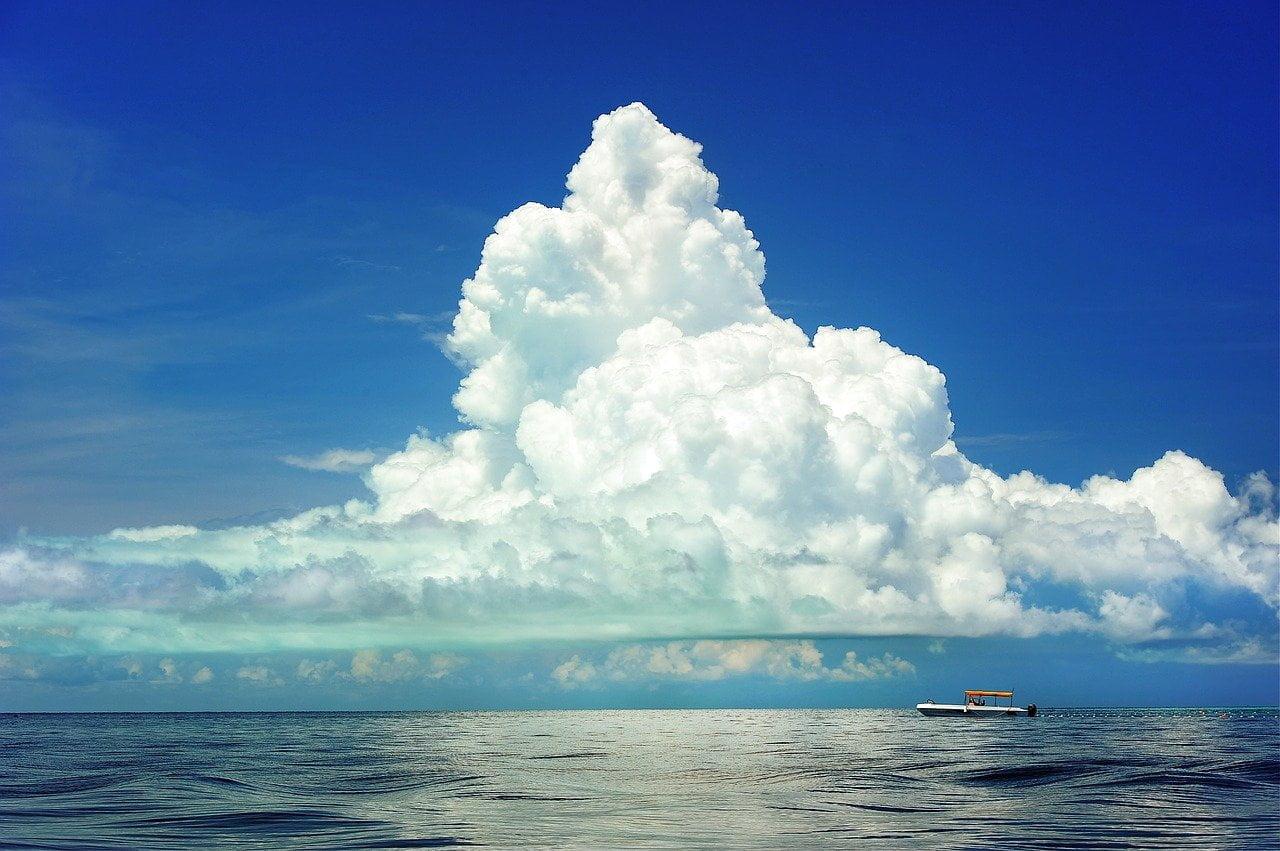 Recevoir la météo en mer